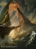Pharos at Alexandria by samburley