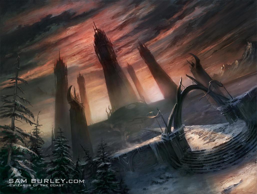 Taer Lian Doresh by samburley