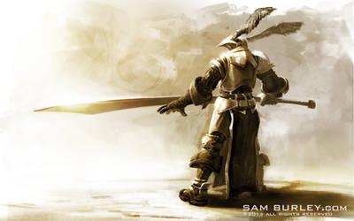 Dragoon by samburley