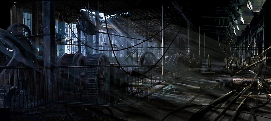 Warehouse Concept by samburley