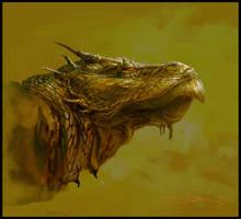 Crocodilian 3 by samburley