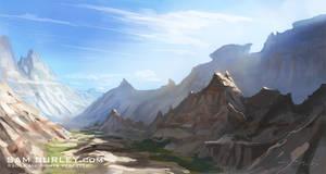 Badlands 2 by samburley