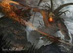Surtr, Fire of Ragnarok