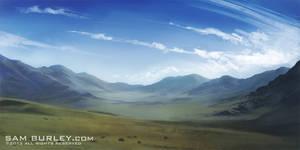 Montana by samburley