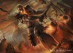 MTG: Inferno Titan