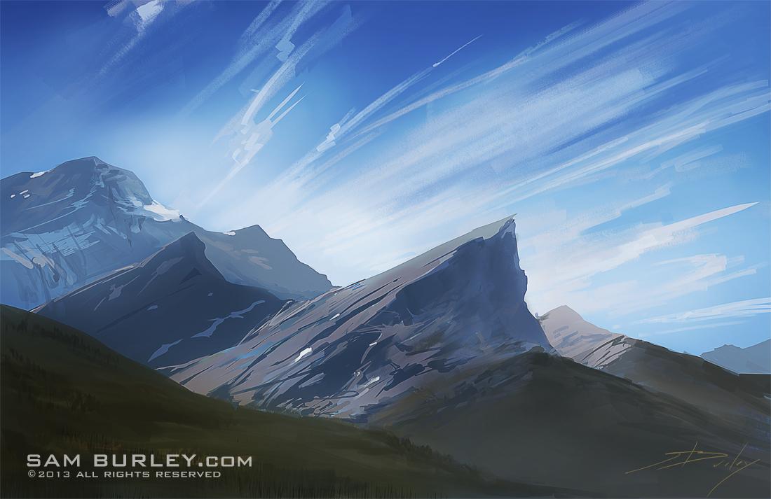 Banff 1 by samburley