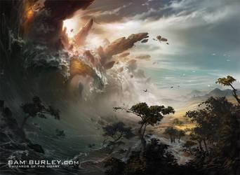 MTG: Evolving Wilds by samburley