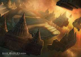 MTG: Astral Arena by samburley