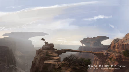Canyonlands 01 by samburley
