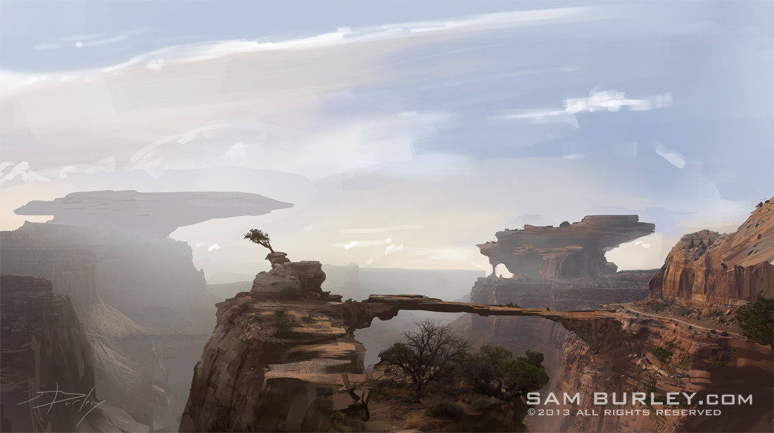 Canyonlands 01 by samburley