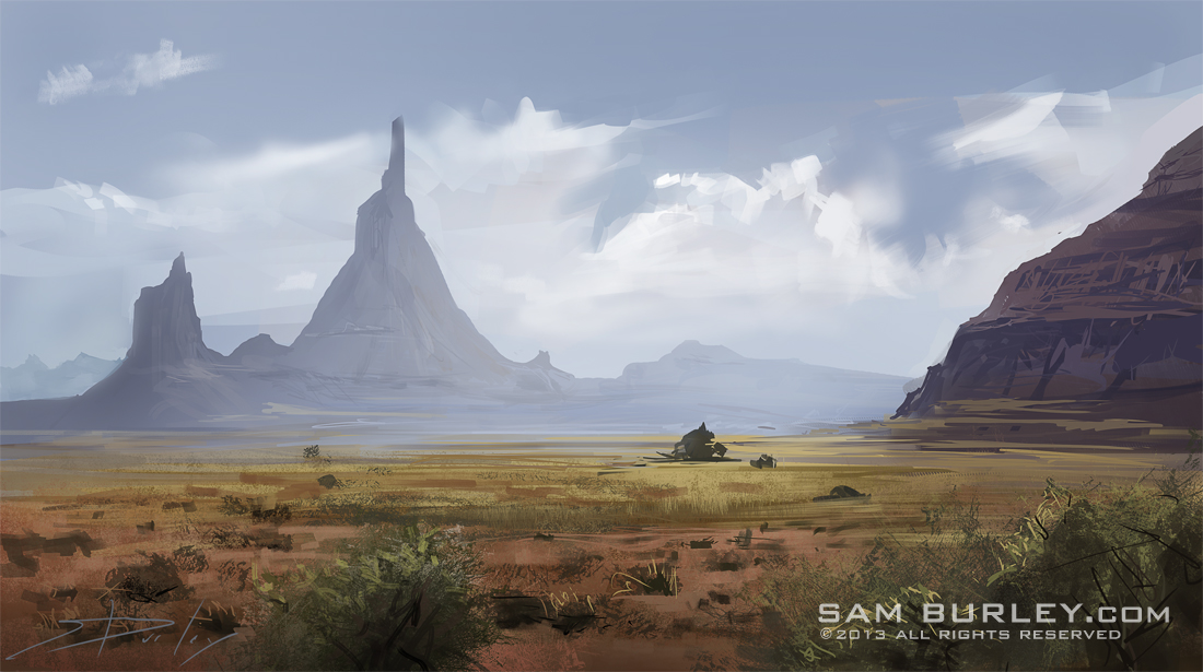 Canyonlands 02 by samburley