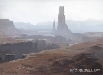 Canyonlands 03 by samburley