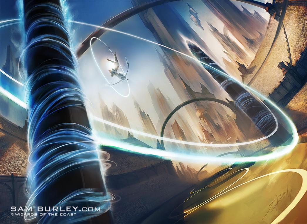 MTG: Skygames by samburley