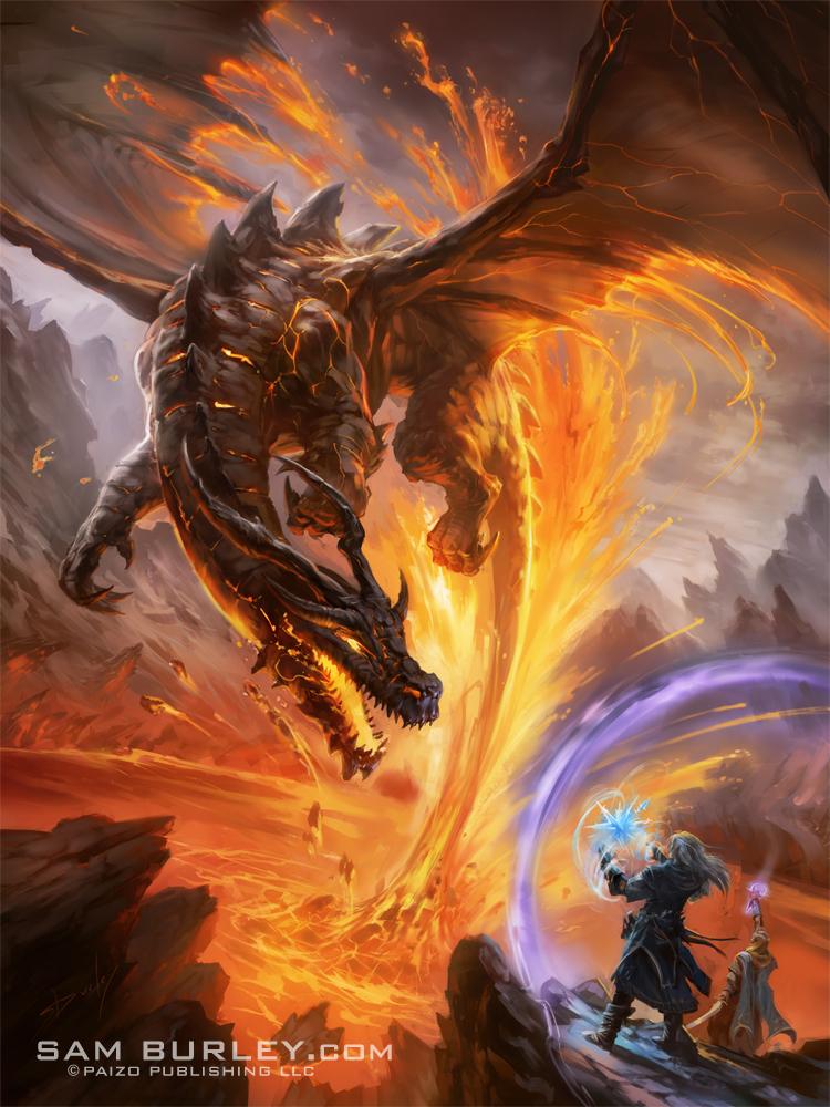 Dragon Slayers by samburley
