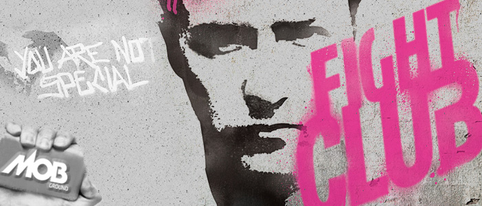 Mob Ground - Banner: Fight Club by chavespapel