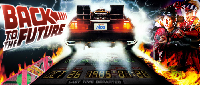 Mob Ground: Back to the Future by chavespapel