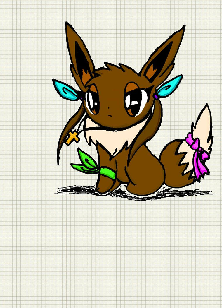 how to get eevee to learn hyper voice