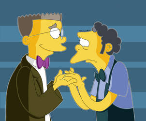 smoe (smithers and moe) by terriperry