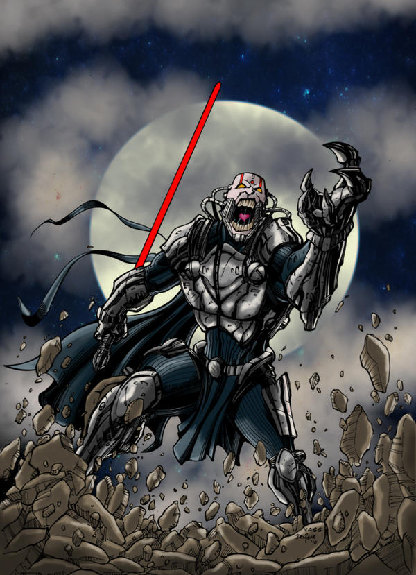 Sith - Coloured by g45uk2