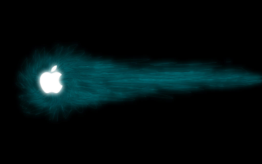 Apple's Comet by Dgym