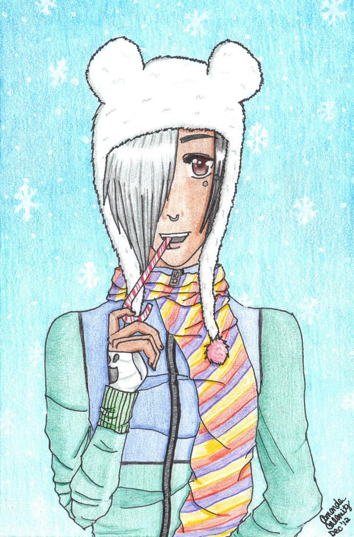 Gift: Winter Wonderland by fatalrain