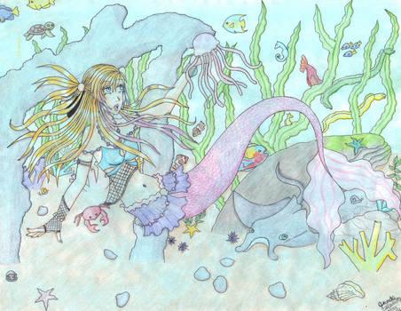 HoM: Mermaid