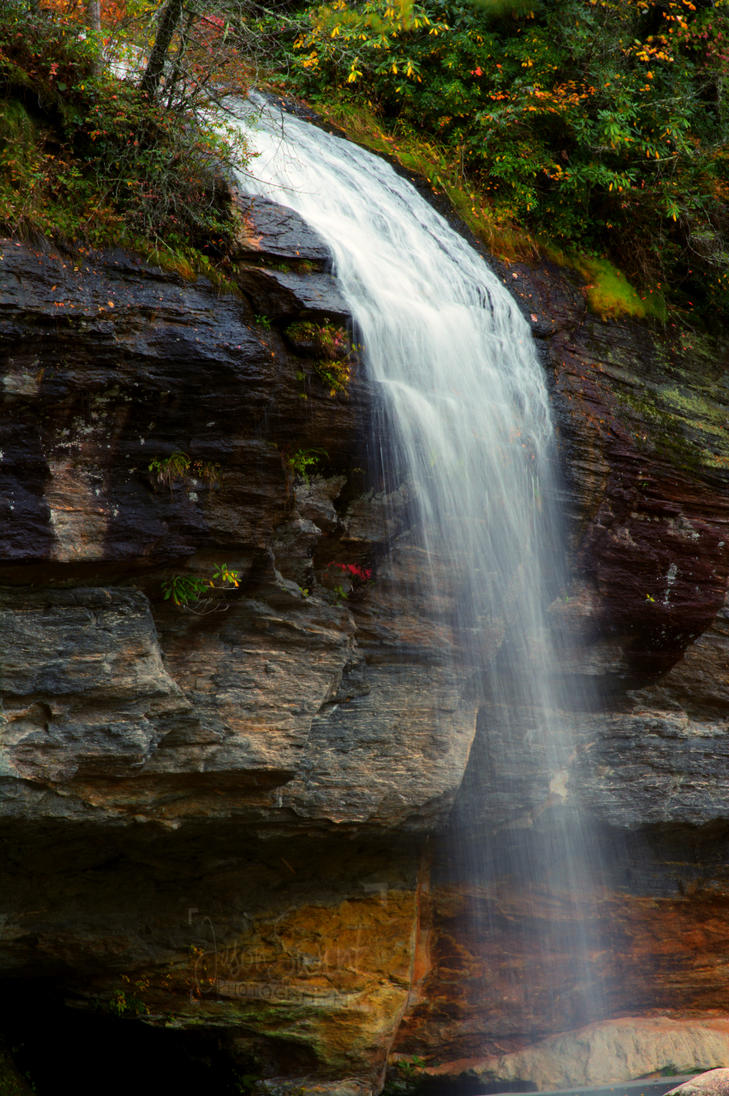 Bridal Veil by jasonswint