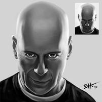 Bruce Willis by Neo-Br