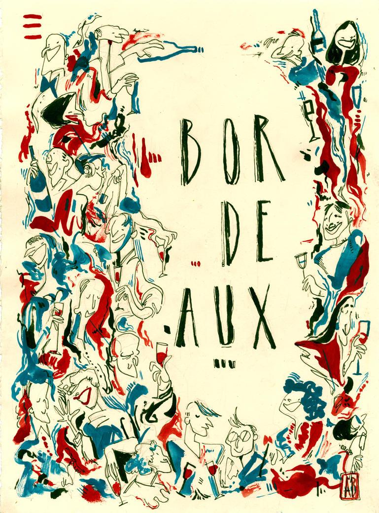 Bordeaux by AlexandraBye