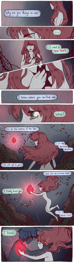 Demon Heart