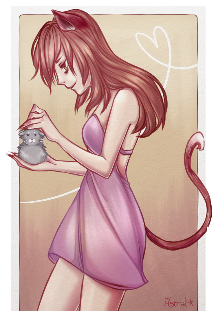 Neko Shoujo By Astral Chan On Deviantart