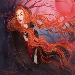 Witch Felina [Starcall #4]