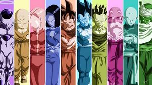 Dragon Ball Super [Vector]