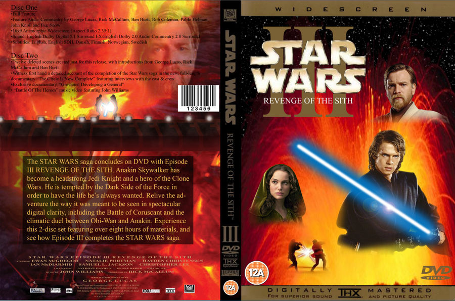 Star Wars Rots Dvd Cover By Ajl03 On Deviantart