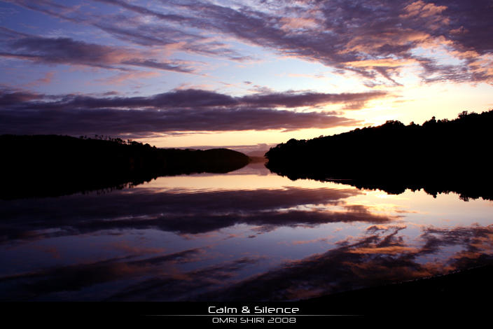 Calm and Silence