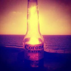 Sunset Corona