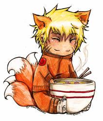 Naruto chibi by Junie-zidye