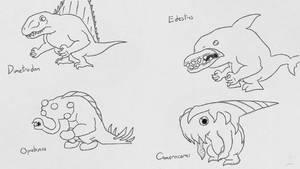 Prehistoric Mutants: Part 2