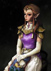 Royal Portrait by ninanai