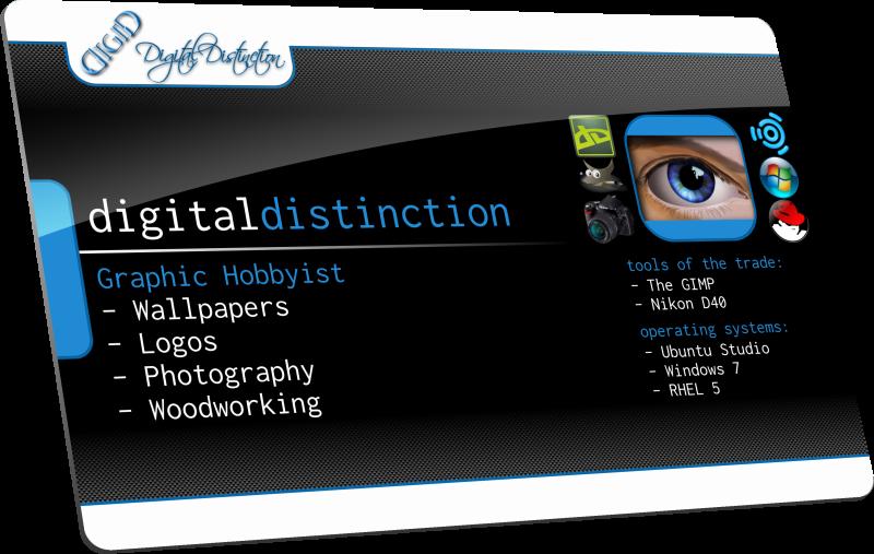 DigitalDistinction's Profile Picture