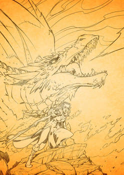 Pencils: Daenerys - Mother of Dragons