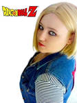 Cosplay Android 18