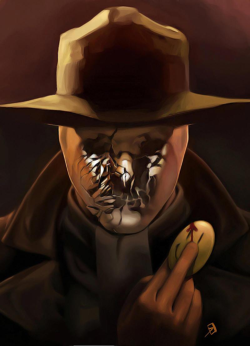 Rorschach by Phiac-Yeu