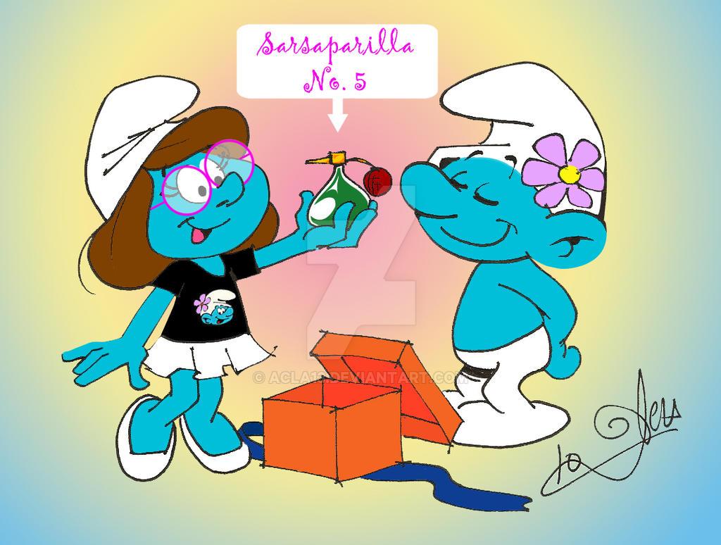 Happy Birthday Cool Smurf