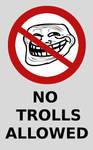 No Trolls Allowed by acla13