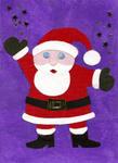 Xmas 2011: Santa by acla13