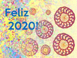 Feliz 2020! by acla13