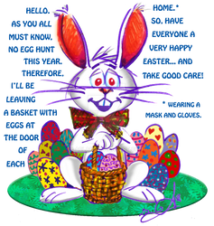 An Important Easter Message...