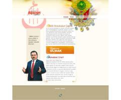 Website of the historic organisation