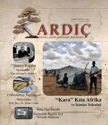 Cover (Ardic Mecmua,Nov,2010)